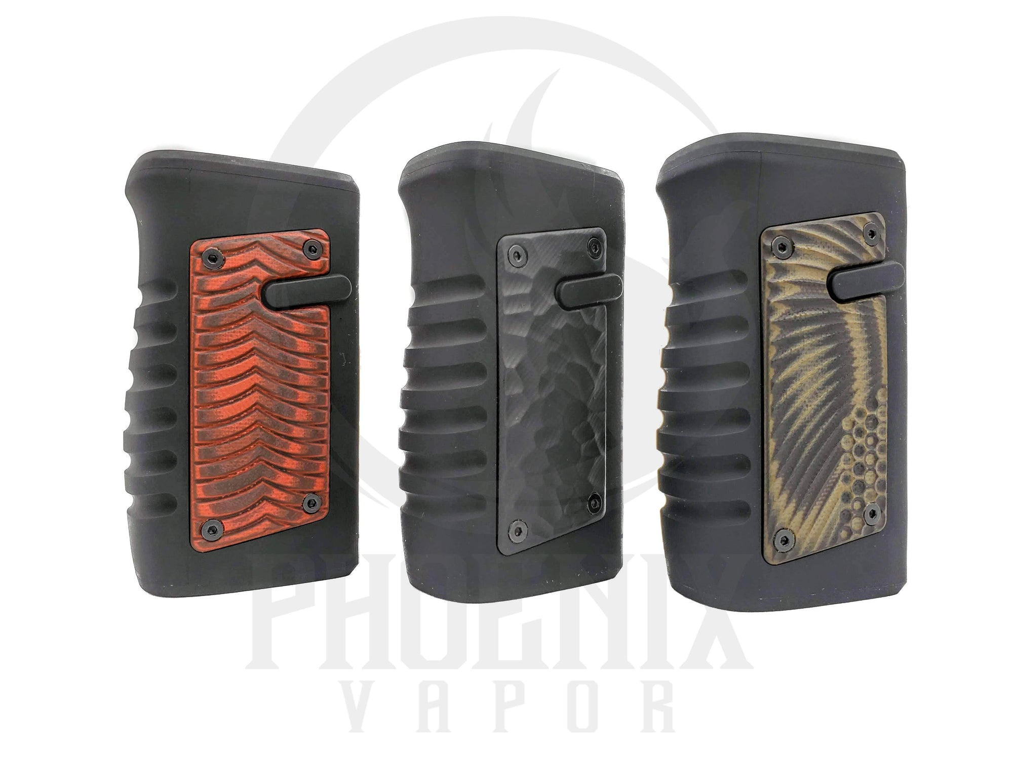 Vandy Vape (Mods) Regulated Mod Red Ridge Jackaroo MOD by Vandy Vape