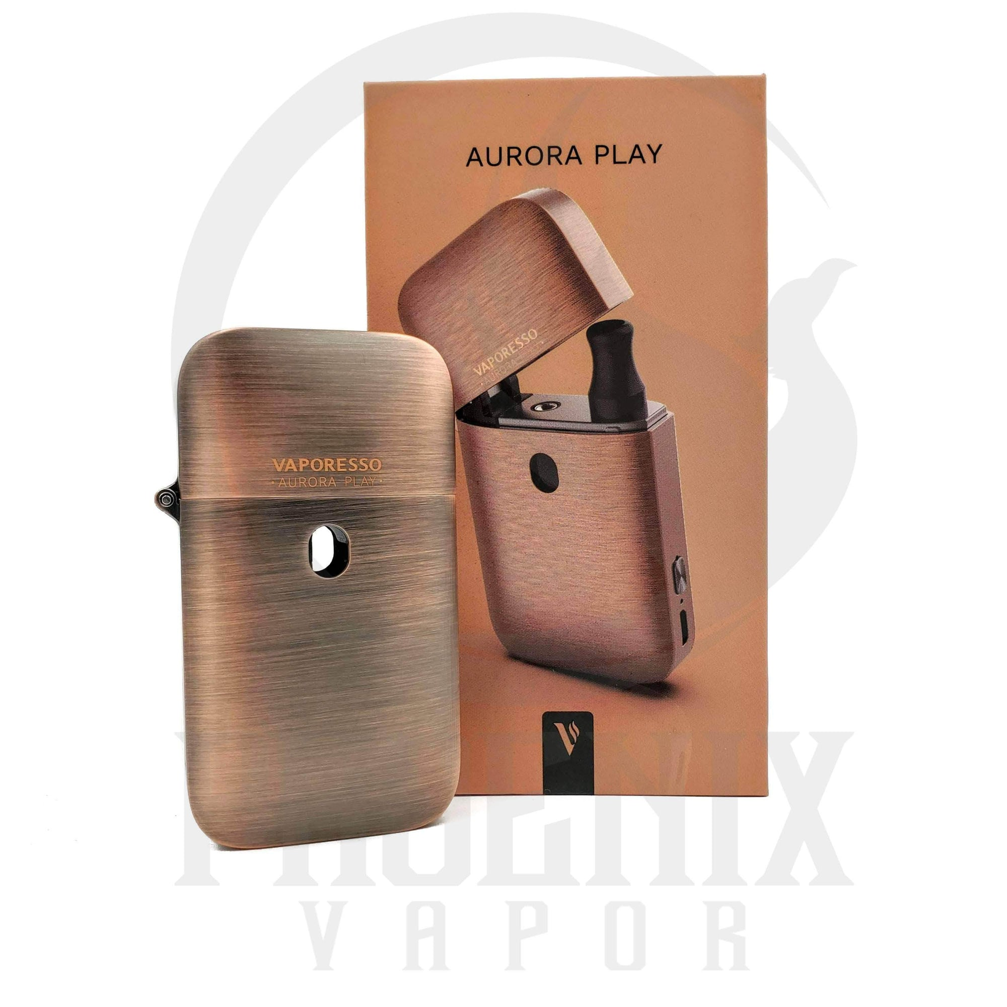 Vaporesso (Mods) Nic Salt Device Bronze Aurora Play Kit by Vaporesso