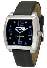 EOS NEW YORK SYNTAX Watch in BLACK