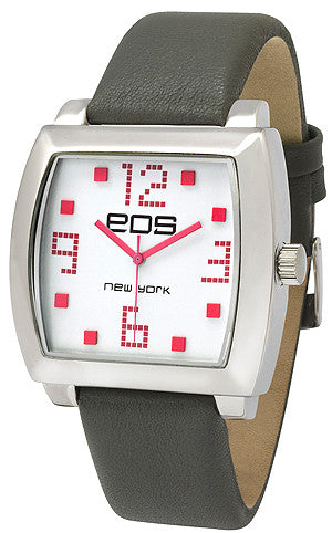EOS NEW YORK SYNTAX Watch in Grey