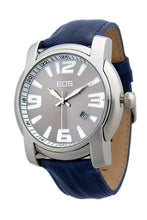 EOS New York Men's Master Stroke Dress Watch in Blue
