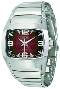 EOS New York Emory Watch in Shiny Mirror Steel