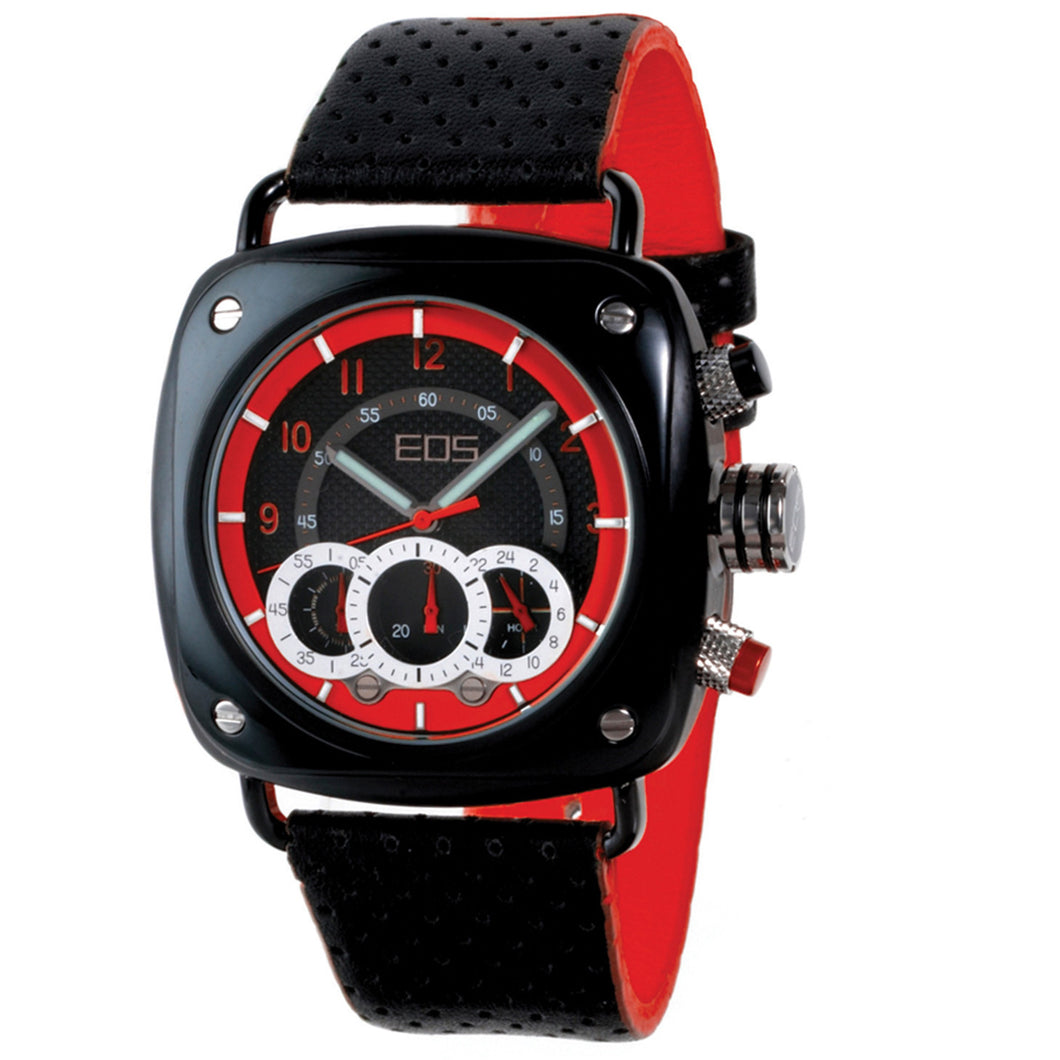 EOS New York Guage Chrono Red