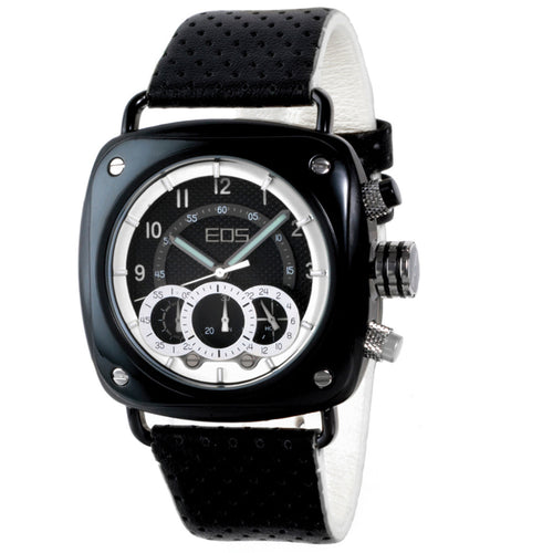 EOS New York Guage Chrono Black