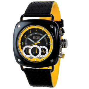 EOS New York Guage Chrono Yellow