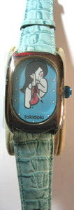 Tokidoki Sox Blue Watch