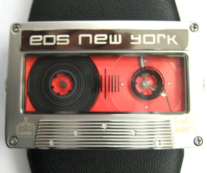 EOS New York Mixtape Mandarin Red | Spring Edition