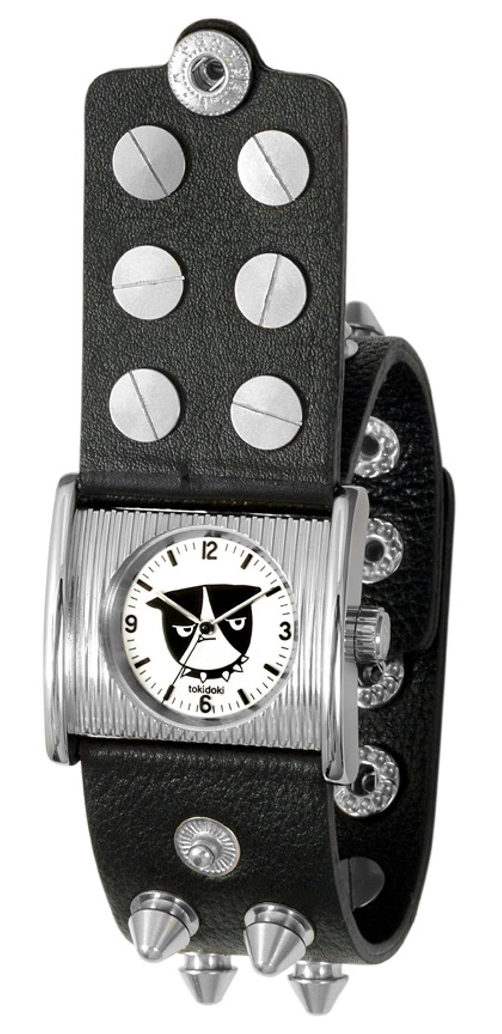 Tokidoki Nero Spike Watch