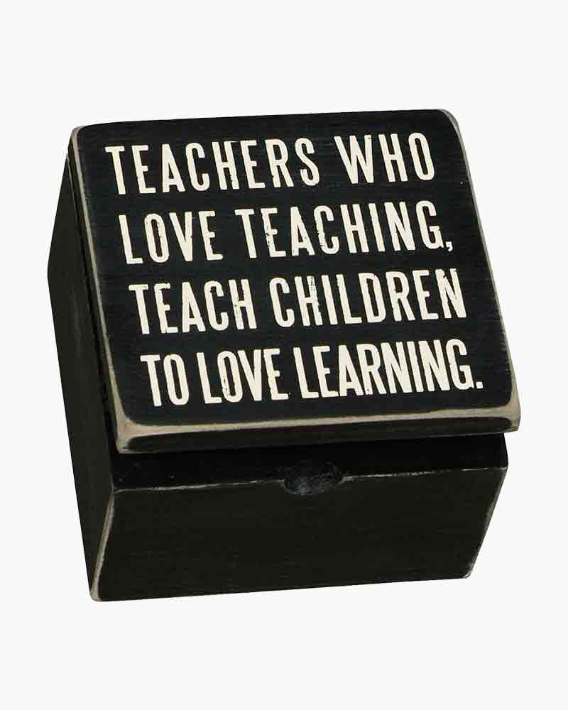Teachers Who Love Teaching Box