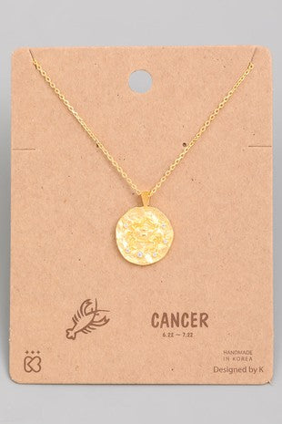Astrology Necklace