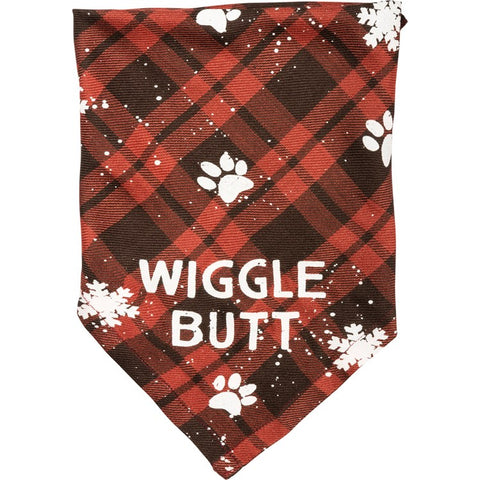 Wiggle Butt Pet Bandana