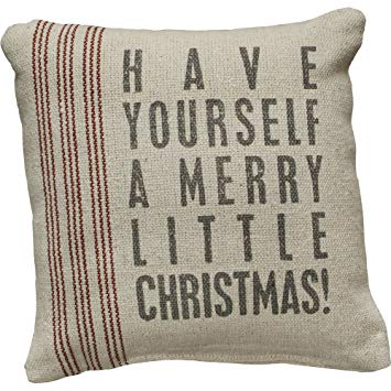 Have Yourself a Merry Christmas Pillow