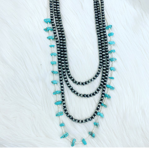 Canyon Road Layered Necklace