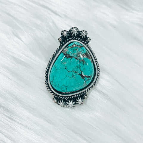 Leanna Turquoise Ring
