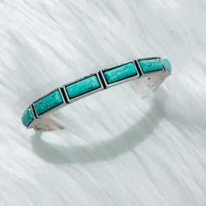 Taylor Turquoise Cuff