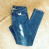 Darla Distressed Jeans