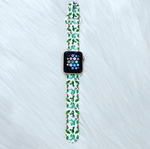 Cactus Apple Watch Band