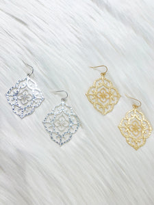 Fawna Filagree Earrings