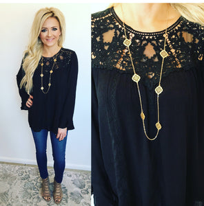 Take My Breath Away Blouse