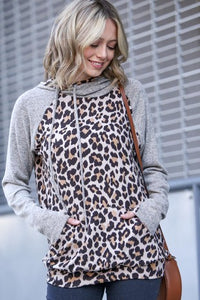Lilly Leopard Pullover