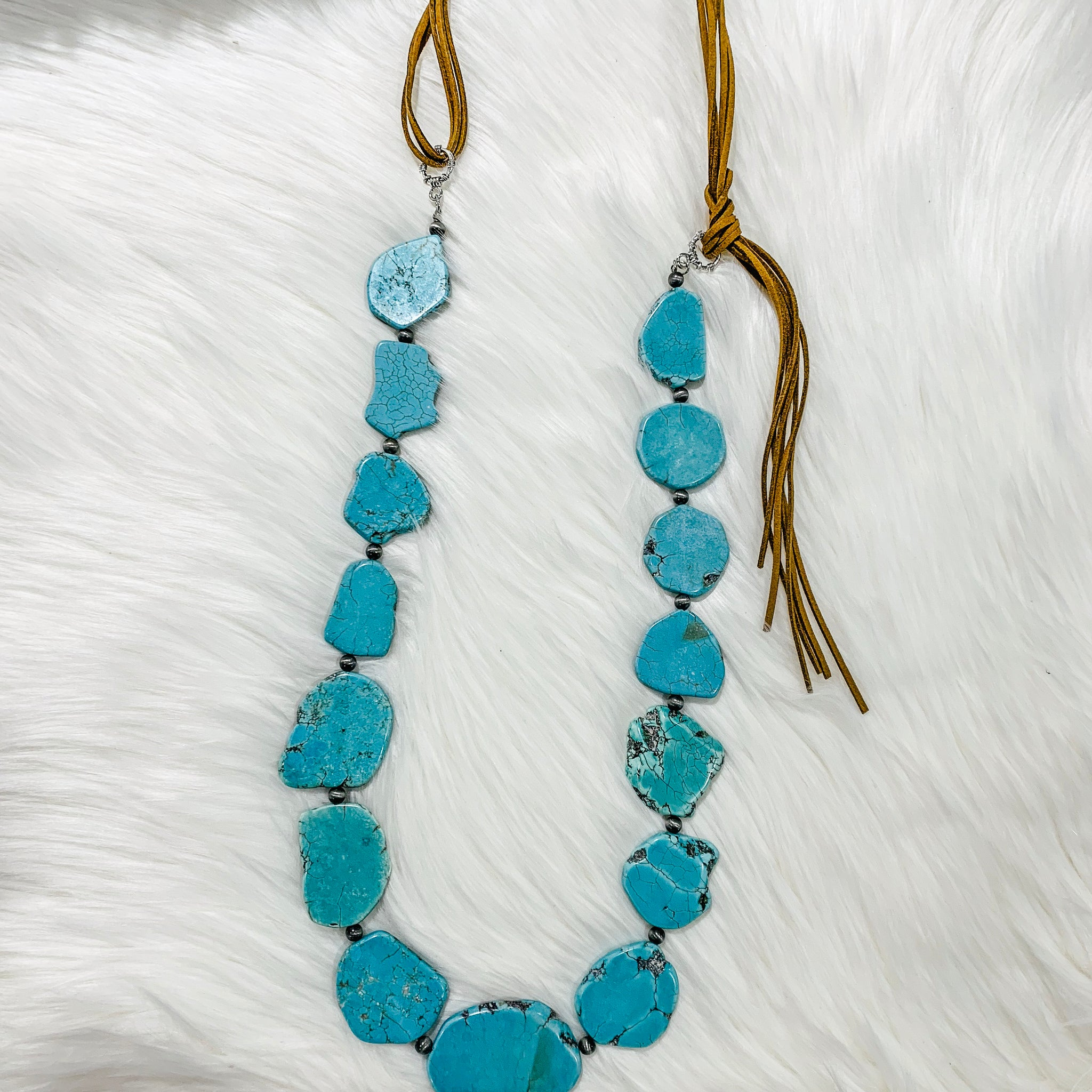 Allex Turquoise Necklace