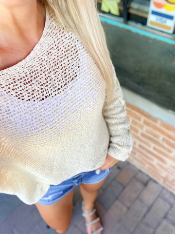 Carissah Lightweight Sweater