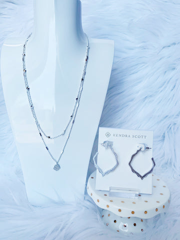 Lovely in Silver Mother's Day Gift Set