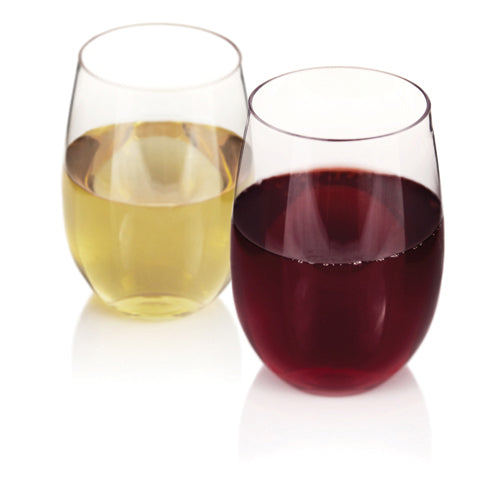 TRUE - Flexi Stemless Wine Glass by True