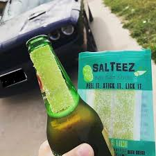 Salteez Beer Salt Strips