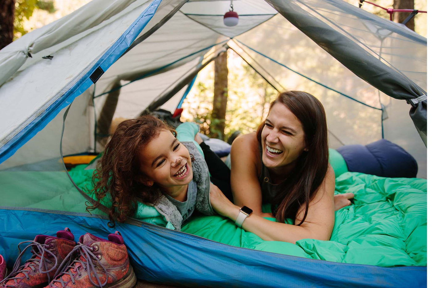 How to Plan a Backyard Camping Night With Your Family