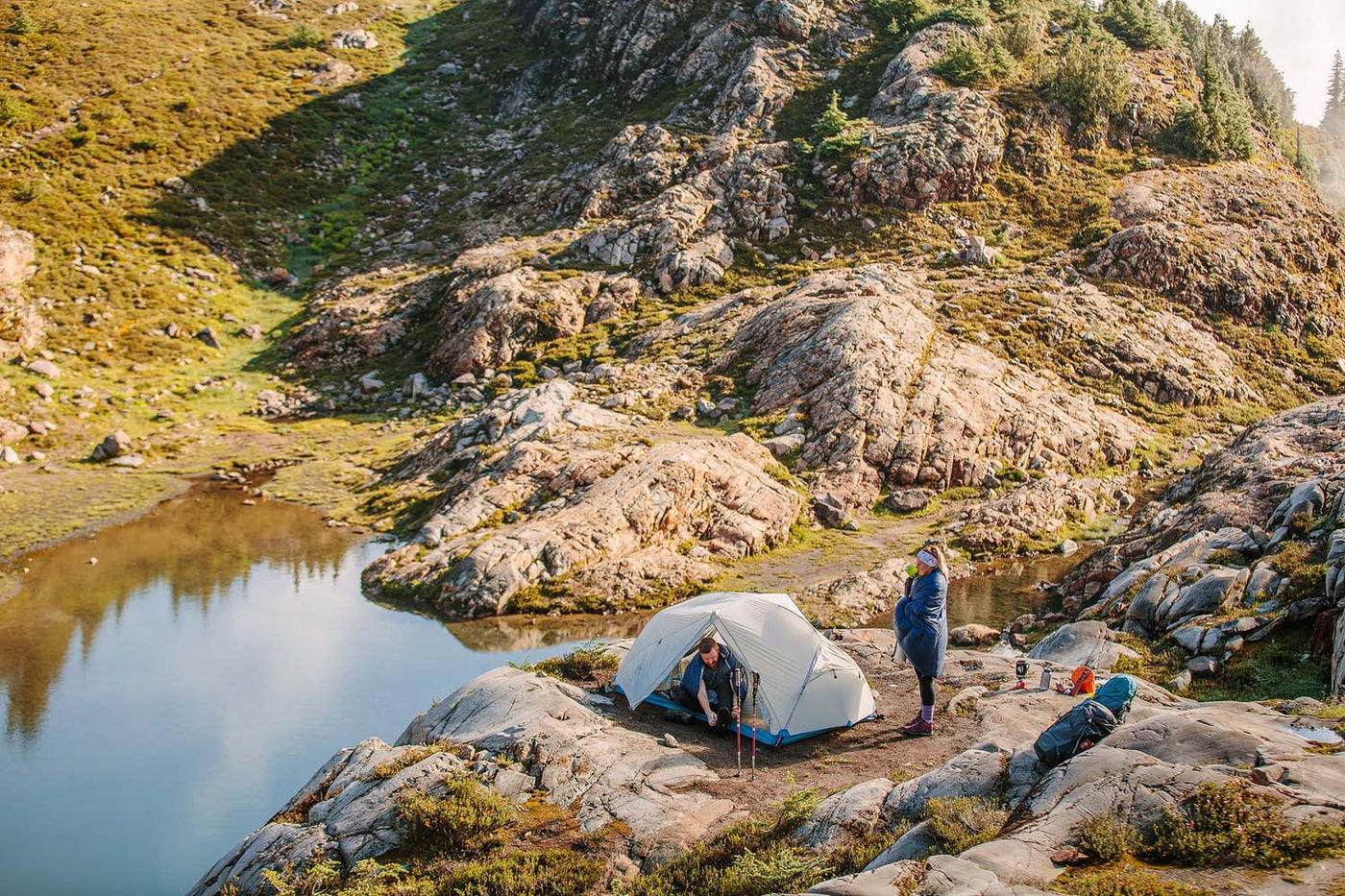 How to Select the Ideal Backcountry Campsite