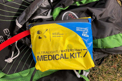 Packing for Emergencies: Backcountry First Aid Kit