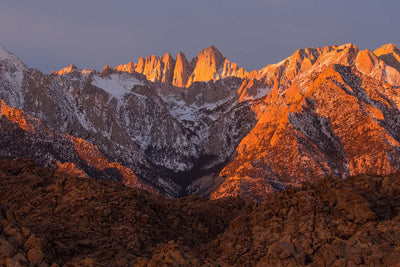 Hike of the Week: Onion Valley to Mt. Whitney