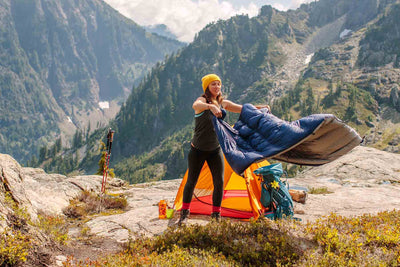 7 Reasons why a Backpacking Quilt is the Best Summer Sleeping Bag