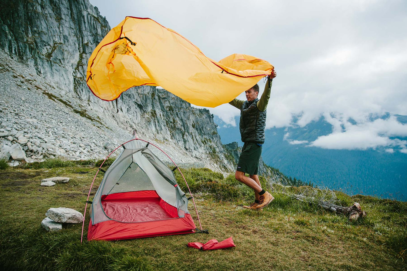 Paria Gear FAQ: How do I care for my tent?