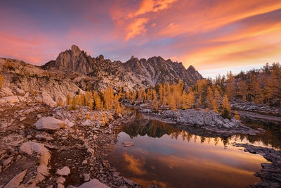 Hike of the Week: The Enchantments Traverse