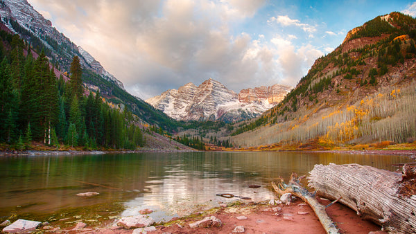 Maroon Bells / Four Pass Loop