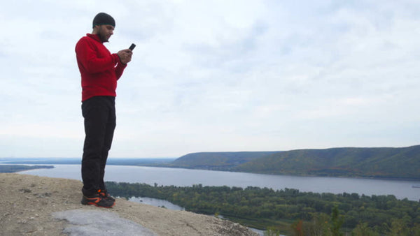 Should you bring your smartphone on your next hiking or backpacking trip?