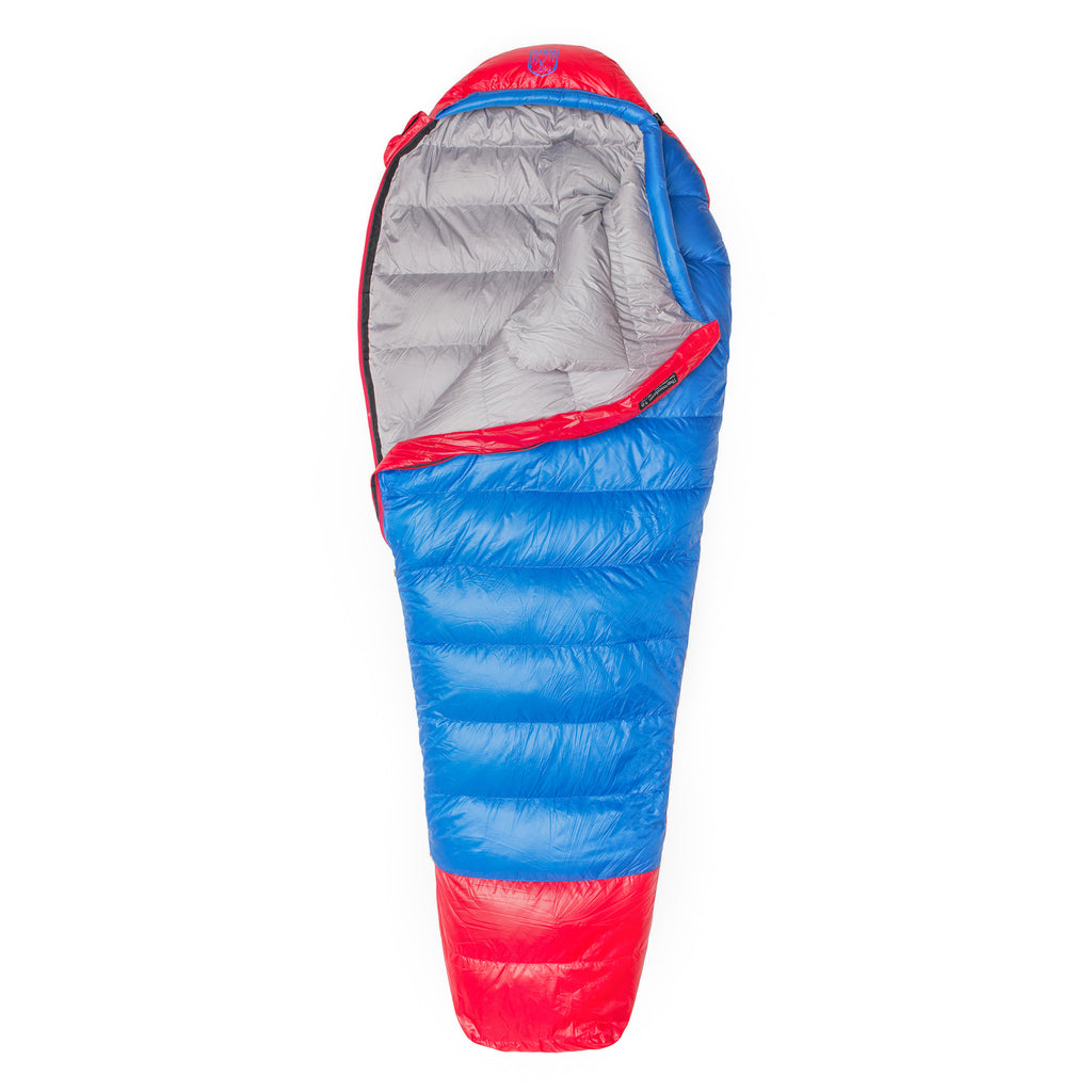 Thermodown 15 Down Sleeping Bag by Paria Outdoor Products - Ultralight Cold Weather, 3 Season Bag - Perfect for Backcountry Camping and Backpacking