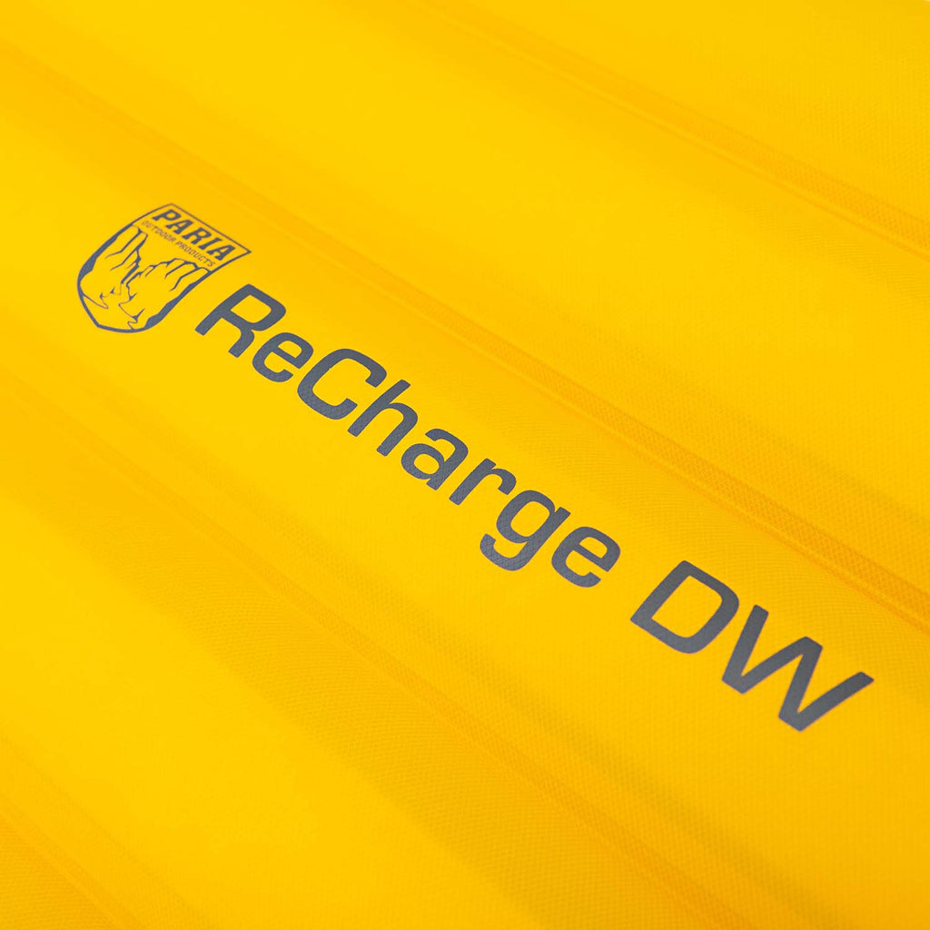 ReCharge DW Double-Wide Insulated Sleeping Pad - Paria Outdoor Products