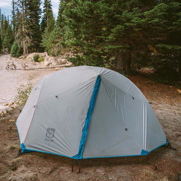 Zion 3P Backpacking Tent by Paria Outdoor Products