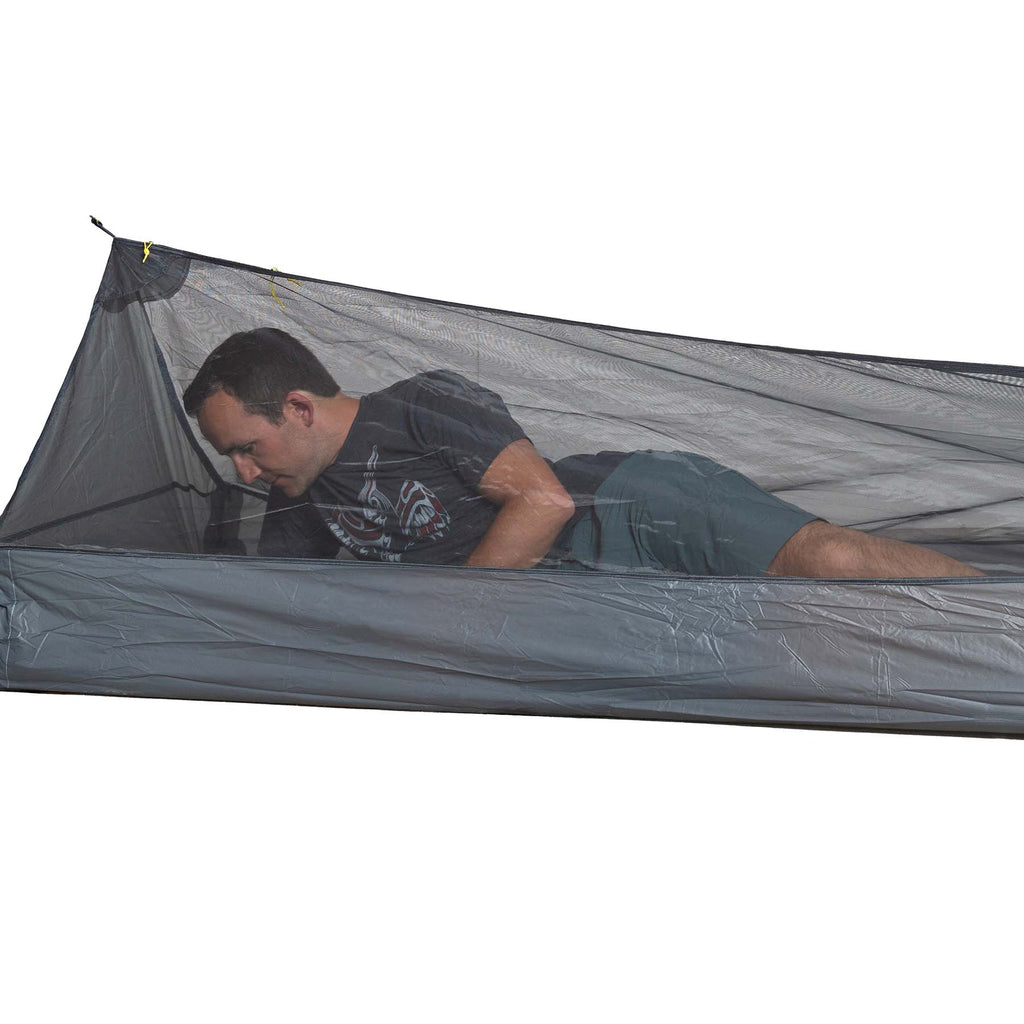 Breeze Mesh Bivy - Ultralight Silnylon Shelter by Paria Outdoor Products