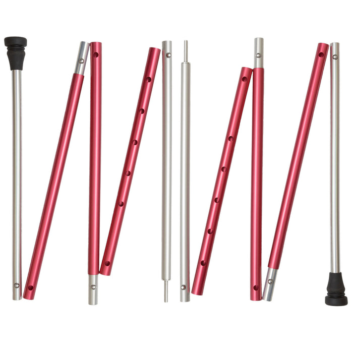 Adjustable Tarp Poles by Paria Outdoor Products