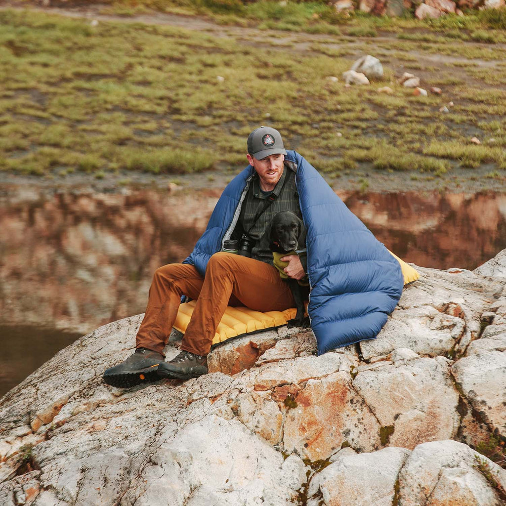 ReCharge S Insulated Ultralight Sleeping Pad - Paria Outdoor Products