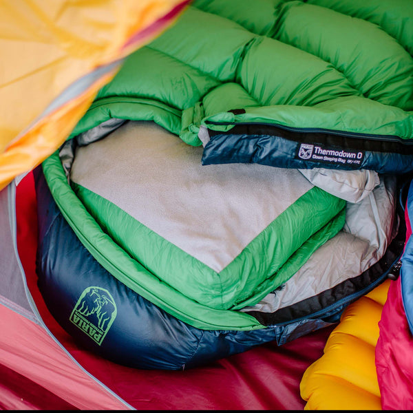 Paria Outdoor Products Thermodown 0 Sleeping Bag