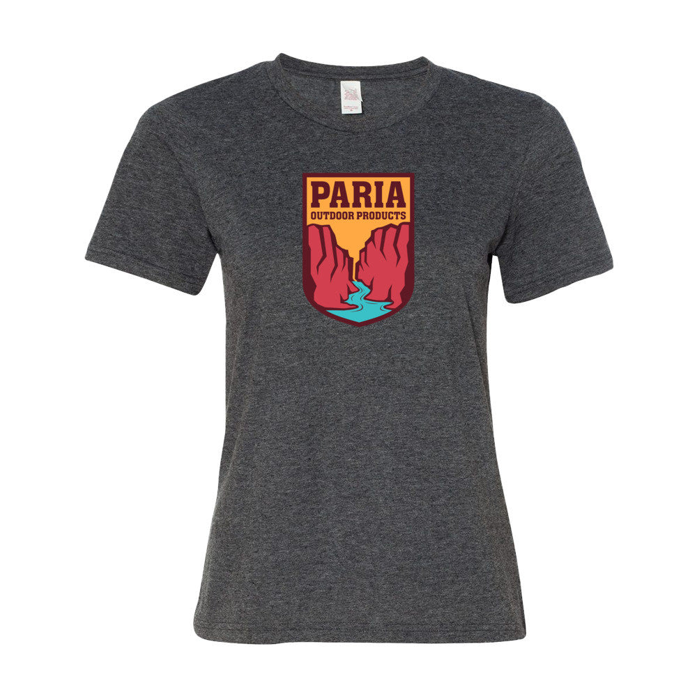 Women's Short Sleeve T | Backpacking Gear - Paria Outdoor Products - 2