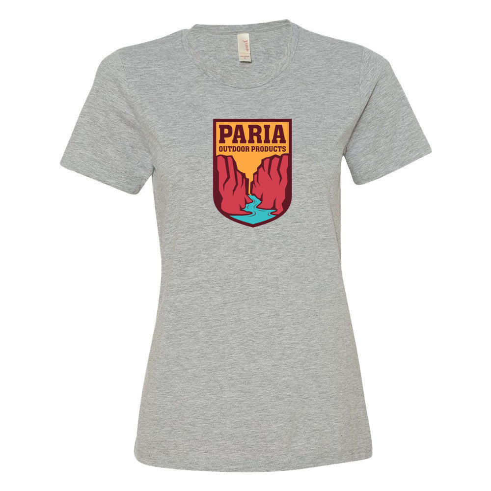Women's Short Sleeve T | Backpacking Gear - Paria Outdoor Products - 4