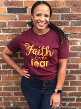 Load image into Gallery viewer, Faith Over Fear-New Colors