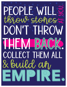 Build an Empire - poster