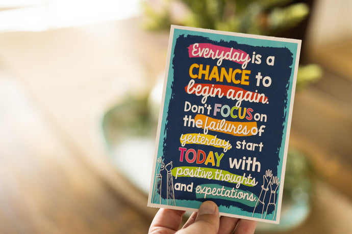 Every Day is a Chance